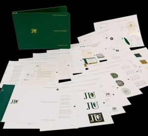Jacksonville University Corporate ID manual