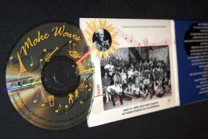 Make Waves CD design